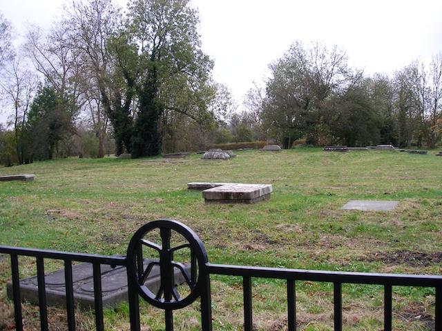 43. Joodse begraafplaats