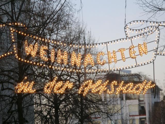 Kerstmarkt Keulen Dec 2005 Wandel Fiets En Culturele Avontuur
