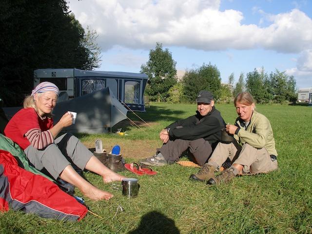 10. Camping