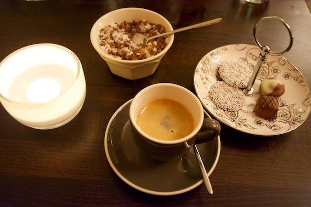 12. Koffie