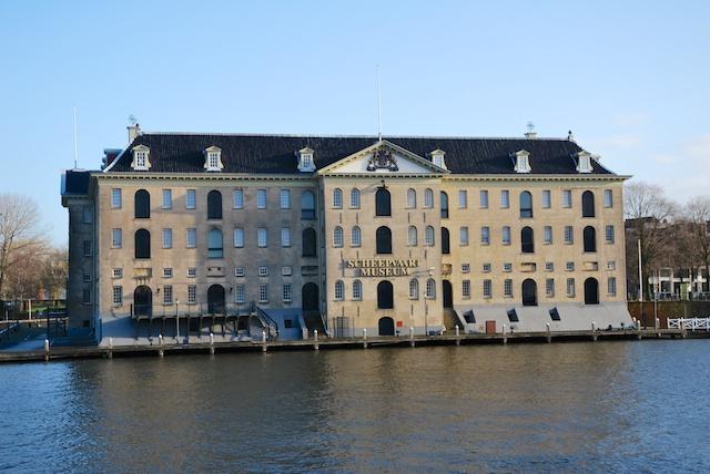 15. Scheepvaart Museum