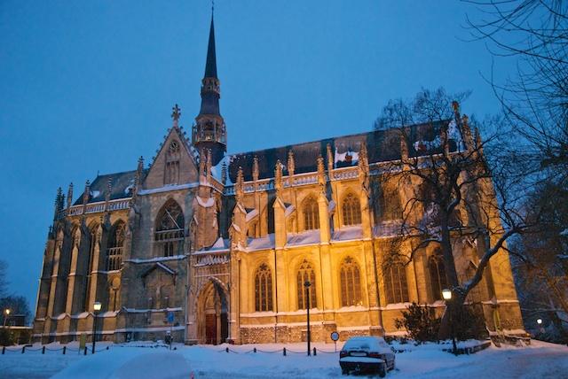 2. Basiliek Meerssen
