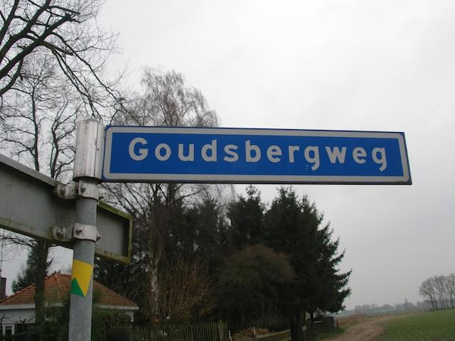 25. Goudsbergweg