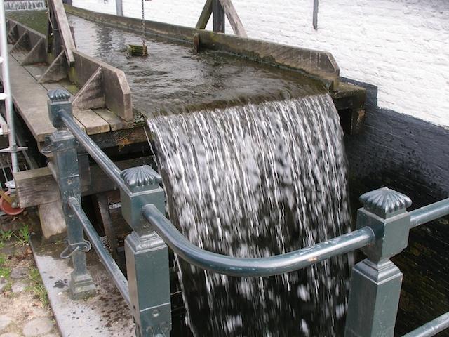 3. Watermolen