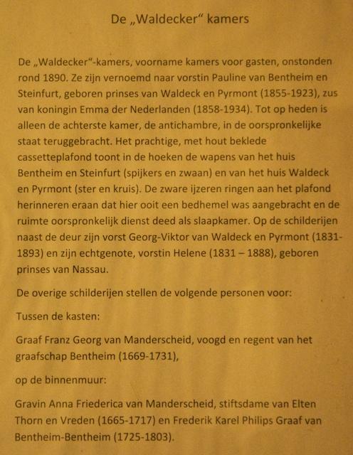 37. Waldecker kamers