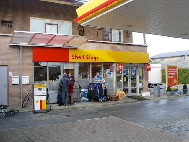 4. Shell