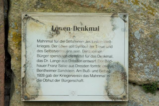 6. Denkmal
