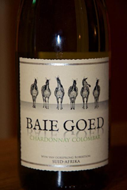 9. Witte wijn
